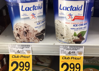 Lactaid Ice Cream Coupon