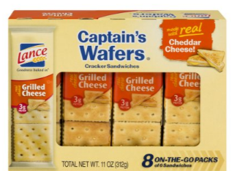 Lance Captain's Wafers Crackers