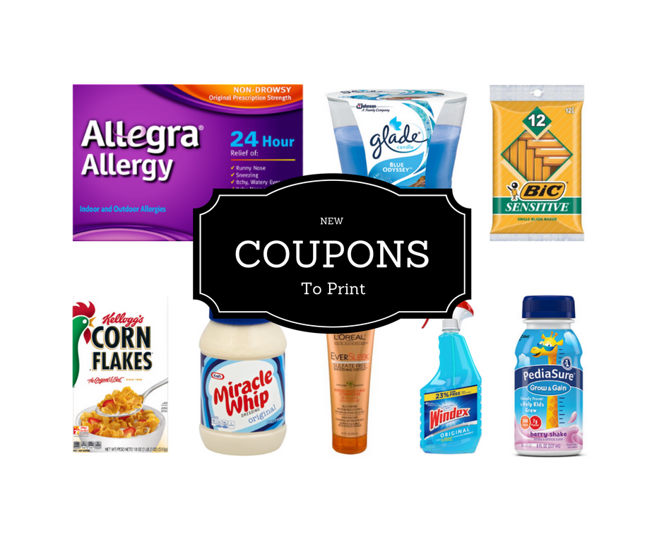 Coupons this week