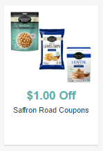 Saffron Road Coupon