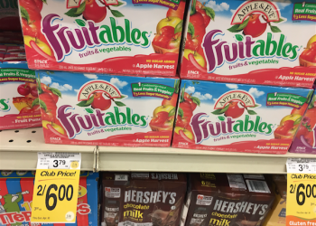 Apple & Eve Fruitables Juice Boxes Just $2.00 With Sale and Coupon