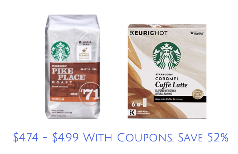 Starbucks coupon code
