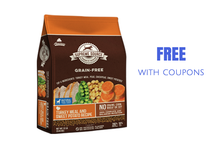 Supreme Source Grain Free Dog Food