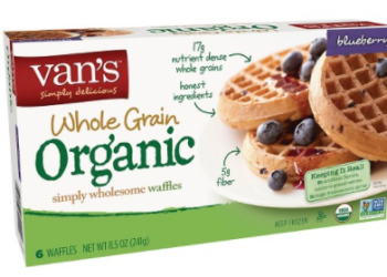 Van's Waffles FREE with Sale and Van's Coupon Stack at Safeway