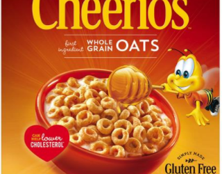 General Mills Cereal Coupons, Pay as Low as $1.24 for Family Size