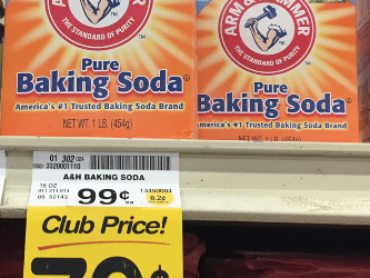 Arm & Hammer Baking Soda Coupon