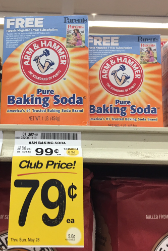 101 uses for baking soda book