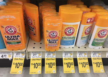 FREE Arm & Hammer Deodorant With Coupon at Safeway