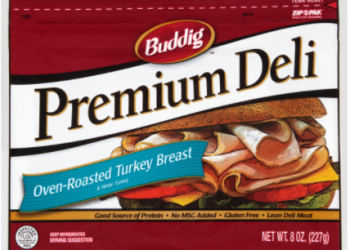 Buddig Coupon Deal, Pay as Low as $0.50 for Premium Deli Lunchmeat