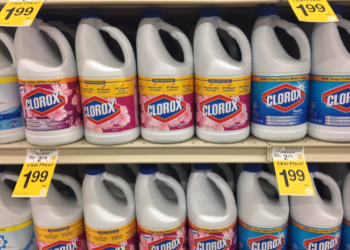 Clorox Bleach Coupon, Only $0.99