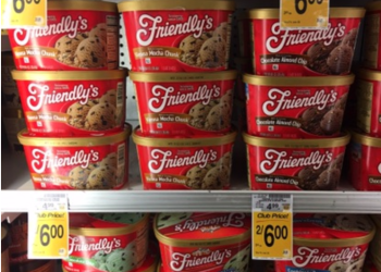 Friendly's Coupon, Pay as Low as $2.00 for Ice Cream