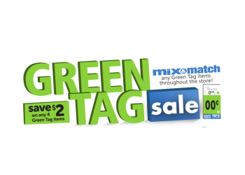 Green Tag Sale at Safeway 5/24 – 5/30: Buy 4, Save $4.00