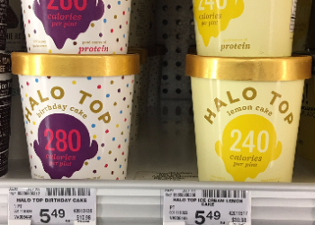 Halo Top Ice Cream Deal, Pay as Low as $2.99