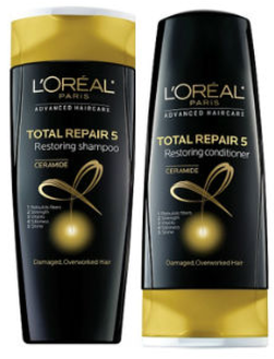 L'Oreal Paris Advanced Hair Care Coupons