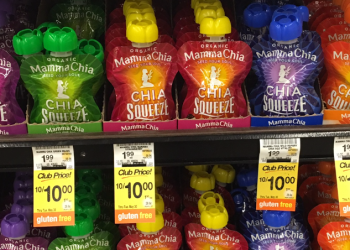 FREE Organic Mamma Chia Chia Squeeze