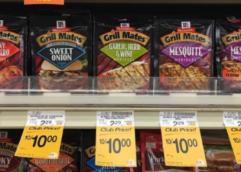 McCormick Grill Mates Sale – Pay as Low as $0.50