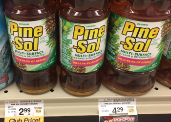 Pine-Sol Coupon, Pay $0.99