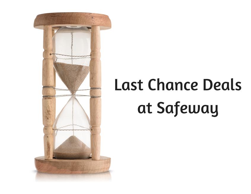 last chance deals