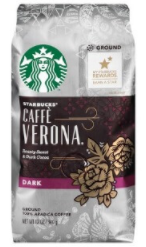 Starbucks Coffee Coupon, Pay as Low as $2.49 for Bags and K-Cups