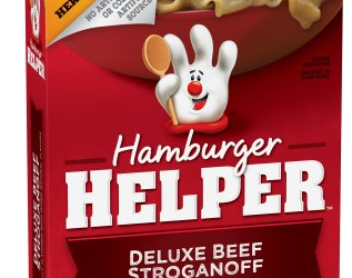 Free Hamburger Helper With Coupon Stack at Safeway