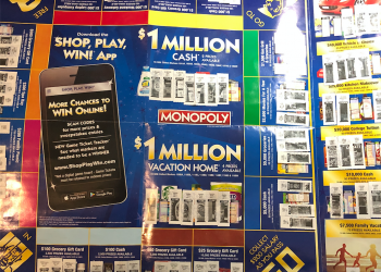 Last Day to Redeem Safeway Monopoly Tickets and Turn in Winning Boards