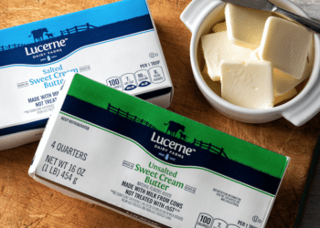 Lucerne Butter Sale, Pay Just $1.99 for Butter at Safeway