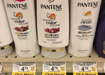 Save 76% on Pantene Hair Care – Pay just $1.12 With New P&G Promo and Coupons at Safeway