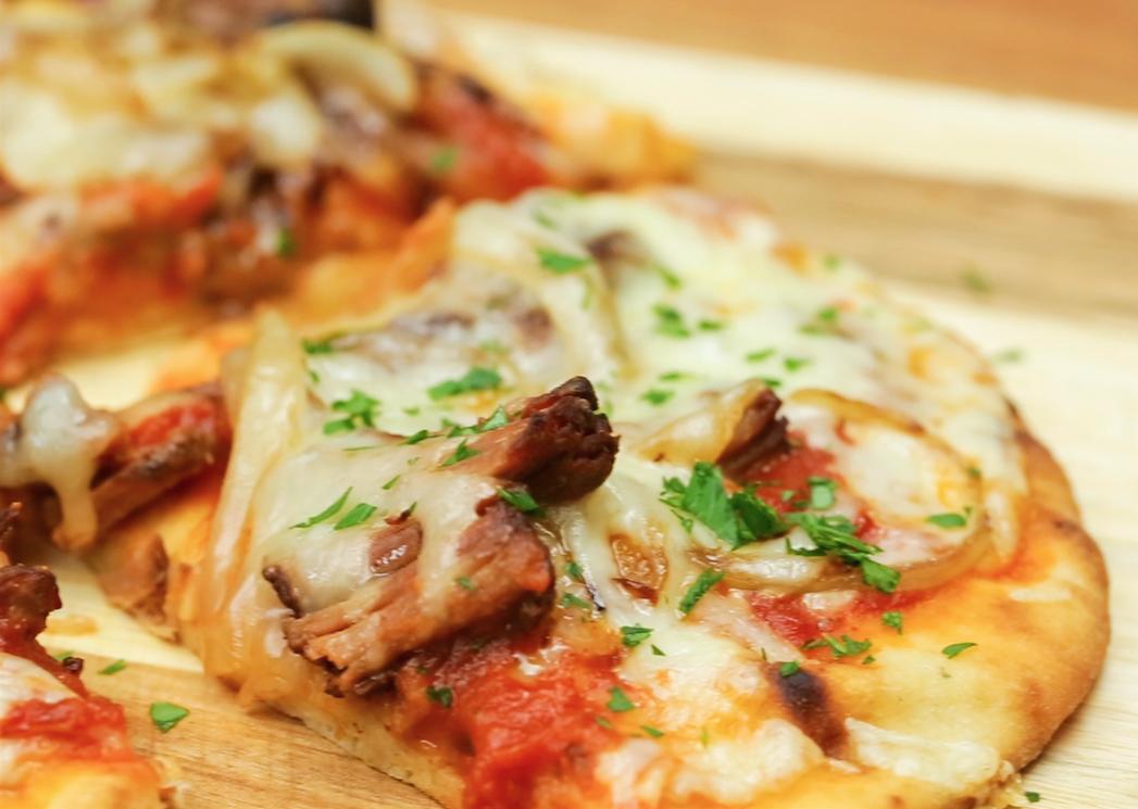 pot roast pizza