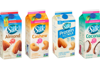 New Silk Coupons – Get Silk Almond, Coconut, Soy and Protein Nut Milks For Just $1.99