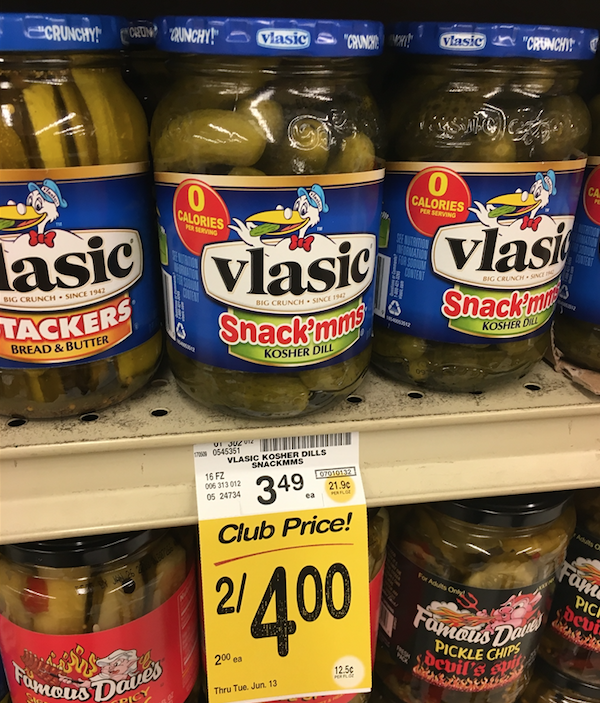 vlasic pickles