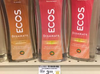 ECOS Dishmate Dish Soap for $1.99 – Save 50%