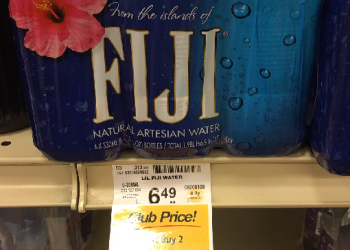 Fiji Coupon, Pay $2.99 For a 6 Pack – Like Paying $0.50 Per Bottle