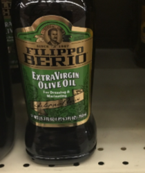 Filippo Berio Olive Oil Coupon, Pay $4.99