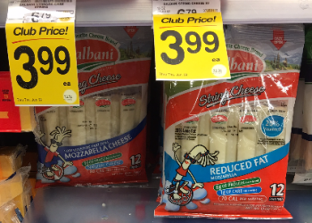 Galbani Coupon, Pay $2.99 for String Cheese