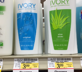 Save Up To 63% on Ivory Body Wash – Pay $1.49