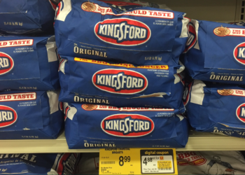 Kingsford Deal – Pay as Low as $2.38 for Charcoal and $1.50 for BBQ Sauce