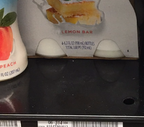 LALA Yogurt Smoothie Coupon, Pay $0.38 Per Serving