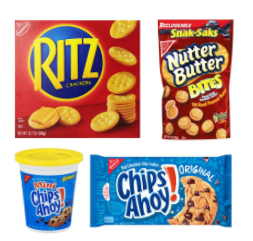 Nabisco Coupon – $0.38 for Go Paks!, $1.00 for Snak Saks, and $1.49 for Cookies & Crackers