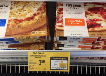Signature Select Pizza Coupon, Pay $2.99