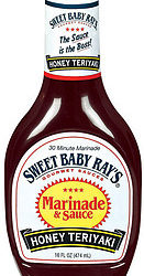$0.13 Sweet Baby Ray's Marinade and Wing Sauce AND $0.55 Barbecue Sauce