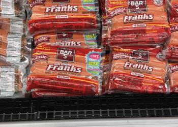 Bar-S Franks Just $.75 Each