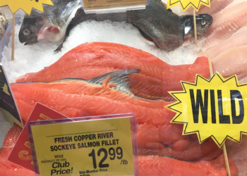 Wild Copper River Salmon On Sale at Safeway – Save 57%!