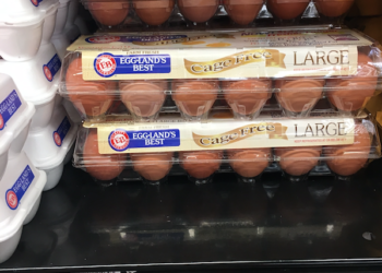 Eggland's Best Cage Free Eggs Sale and Coupon – Pay just $1.00!