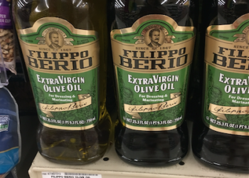 Filippo Berio Olive Oil Just $4.99 With Coupon – Save $8.50 or 63%