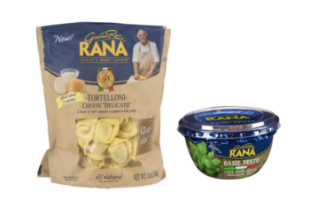 NEW Giovanni Rana Coupons and Sales – Get Sauce for $2.49 and Fresh Pasta for $2.99