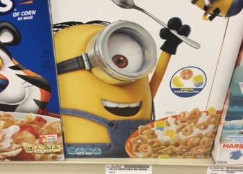 New Kellogg's Despicable Me Cereal Coupon – Pay just $1.08 a Box at Safeway