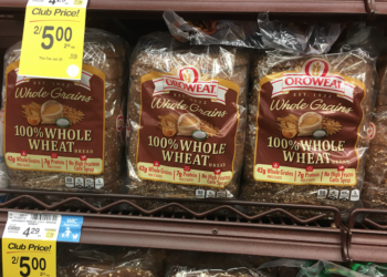 Oroweat Bread Just $1.50 a Loaf With Sale and Coupon
