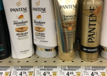 New Pantene Coupon and P&G Promo – Save $5 When you Spend $15, Pay Just $.74