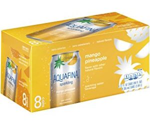 Aquafina Sparkling Water 8 Pack For as Low as $0.50 – $0.06 a Can