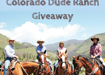 Colorado Dude Ranch Vacation Giveaway